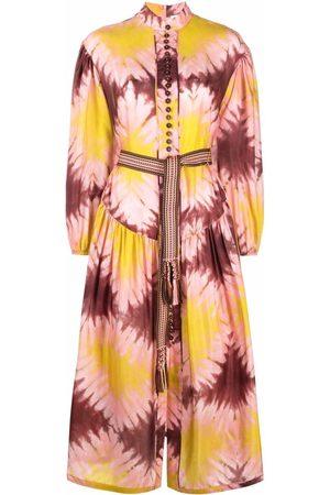 ZIMMERMANN Shelly buttoned mini dress