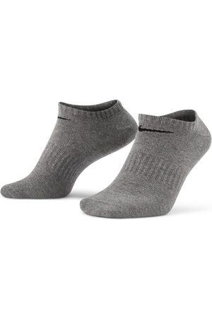 Nike Everyday Lightweight Training No-Show Socks (3 Pairs) - Multi-Colour