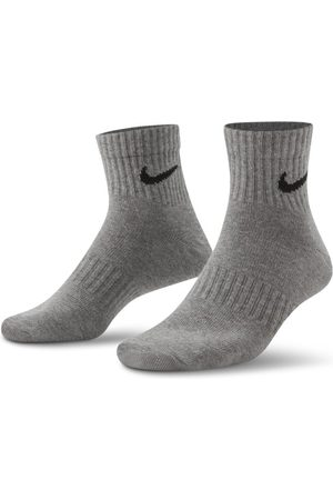 Nike Everyday Lightweight Training Ankle Socks (3 Pairs) - Multi-Colour