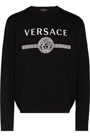 VERSACE Men Sweatshirts - Medusa Logo Sweatshirt