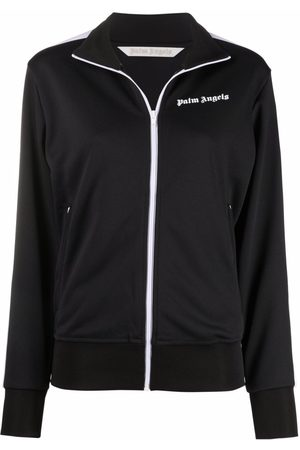 Palm Angels Women Outdoor Jackets - Classic track jacket