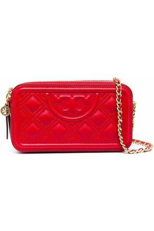 Tory Burch Mini double-zip Fleming bag