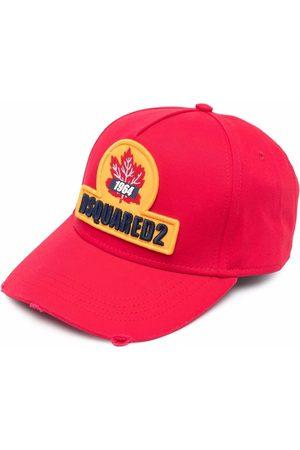 Dsquared2 Men Caps - Embroidered twill cap