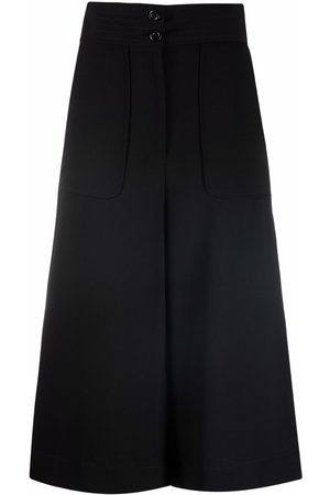 See by Chloé A-line culotte trousers