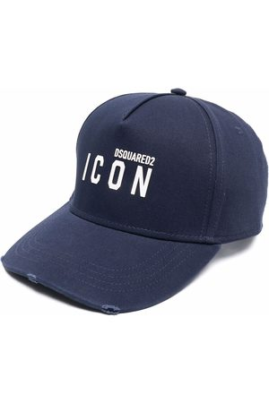 Dsquared2 Men Caps - Logo-print six-panel cap