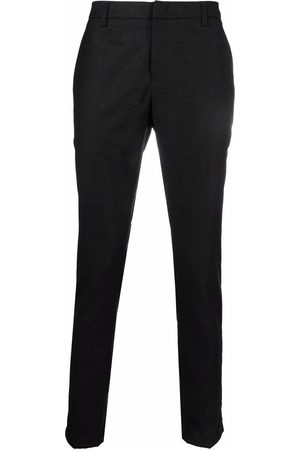 Dondup Mid-rise slim-fit trousers