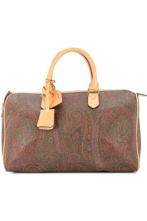 Etro Women Travel Bags - Paisley travel bag