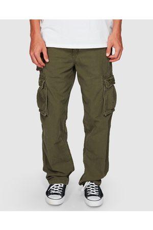 Element Source Cargo Pant - Pants (OLIVE) Source Cargo Pant