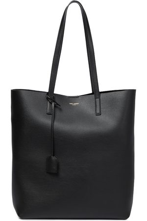 Saint Laurent Women Tote Bags - Shopping Large leather tote