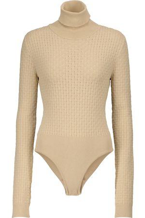 Nanushka Peri turtleneck bodysuit