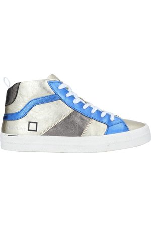 D.A.T.E. High-tops & sneakers