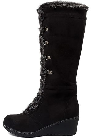 I LOVE BILLY Tommylea Il Boots Womens Shoes Casual Long Boots