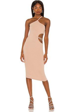 LNA Paradis Dress in .