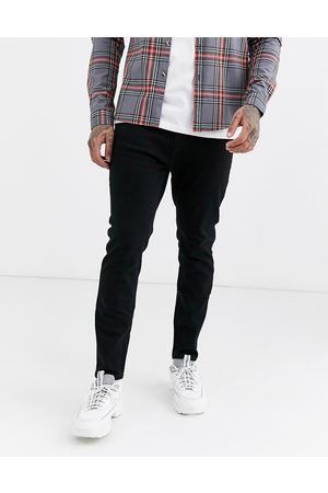 Pull&Bear Join Life tapered carrot fit jeans in