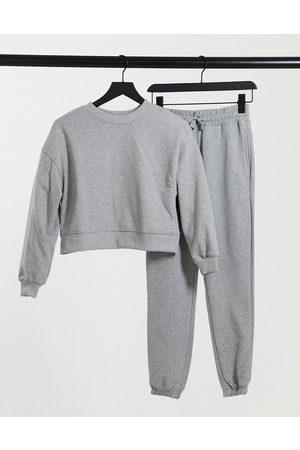 Pull&Bear Women Hoodies - Tracksuit sweatshirt and trackies set in