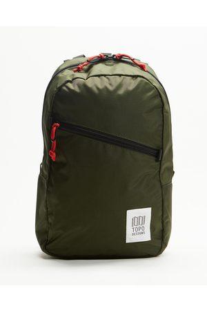 Topo Designs Light Pack - Backpacks (Olive) Light Pack