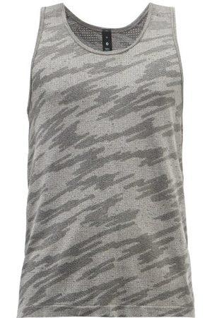 Carolina Herrera V-neck Striped Gown - Womens - Multi
