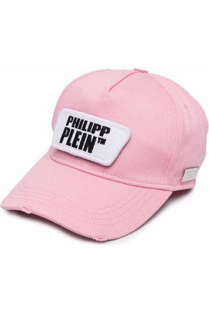 Philipp Plein Logo-patch cap