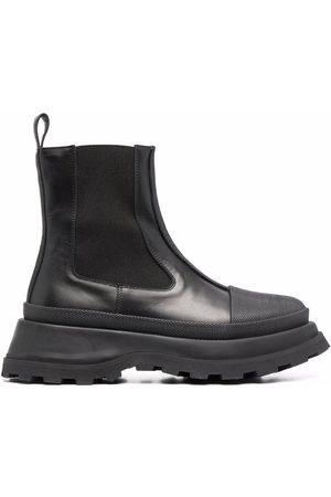 Jil Sander Platform-sole ankle boots