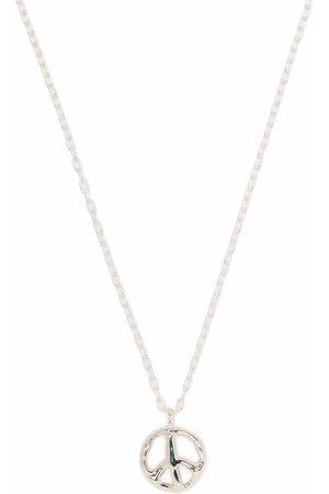 AMBUSH Necklaces - PEACE CHARM NECKLACE NO COLOR