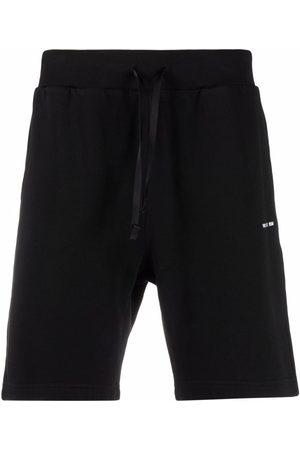 1017 ALYX 9SM Logo-print cotton shorts