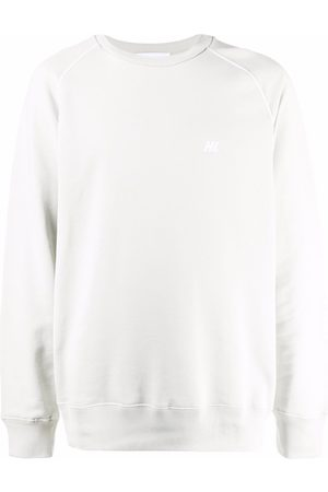 Helmut Lang Chest logo-print sweatshirt