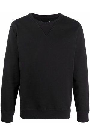 Maison Margiela Four-stitch cotton sweatshirt