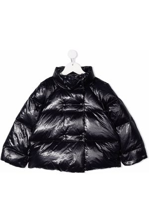 Emporio Armani Down-filled padded jacket