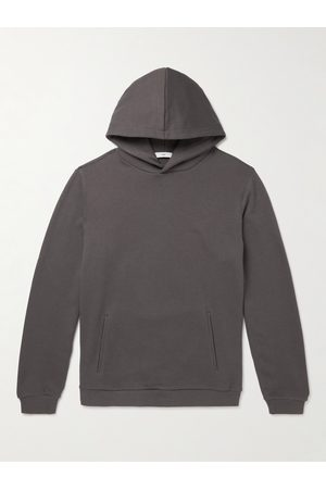 On Gossamer Recycled Cotton and Cashmere-Blend Jersey Hoodie