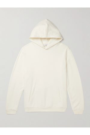 On Gossamer Men Hoodies - Recycled Cotton and Cashmere-Blend Jersey Hoodie