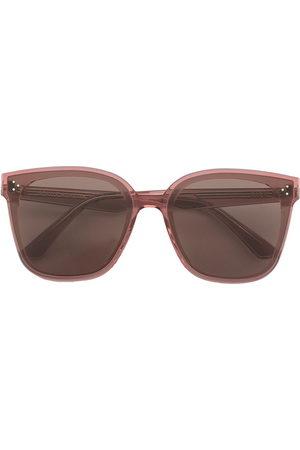 Gentle Monster Transparent-frame sunglasses