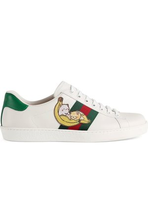 Gucci Men Sneakers - X Bananya Ace sneakers