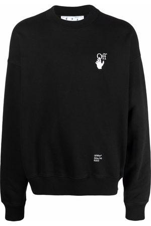 OFF-WHITE Carav Arrows motif sweatshirt