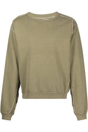 JOHN ELLIOTT Cross Thermal cotton sweatshirt