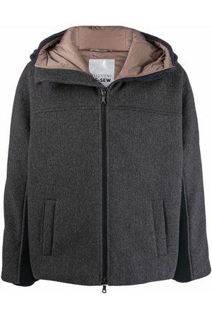 VALENTINO Multi-panel padded jacket