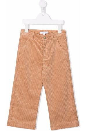 Chloé Kids Corduroy straight-leg trousers