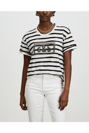 Sass & Bide ICONIC EXCLUSIVE Goddess In Charge Tee - T-Shirts & Singlets ( & ) ICONIC EXCLUSIVE - Goddess In Charge Tee
