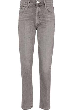 Goldsign Benefit high-rise slim jeans