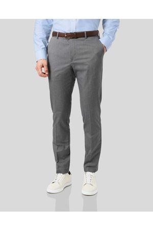 N O-Iro Herrigboe Stretch Trousers - Size W81 L81 by Charles Tyrwhitt
