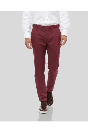N Ultimate o-Iro Cotto Chio Pats - Berry Size W81 L76 by Charles Tyrwhitt