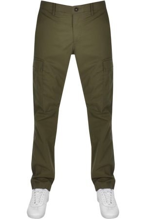 Timberland Twill Straight Cargo Trousers