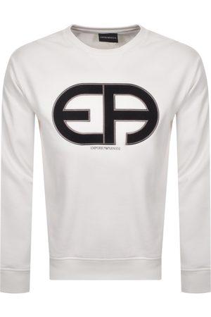 Armani Emporio Crew Neck Logo Sweatshirt