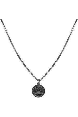 Vivienne Westwood Men Necklaces - Richmond Pendant Gunmetal