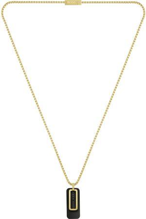 HUGO BOSS Men Necklaces - BOSS Double Pendant Necklace
