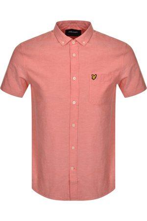 Lyle & Scott Oxford Short Sleeve Shirt