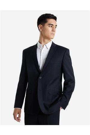 Hallensteins Brothers Men Business - Monaco Merino Stretch Slim Suit Jacket in
