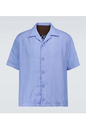 Bottega Veneta Silk-blend shirt