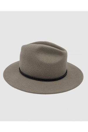Jacaru 1847 Outback Fedora Hat - Hats (Nude) 1847 Outback Fedora Hat