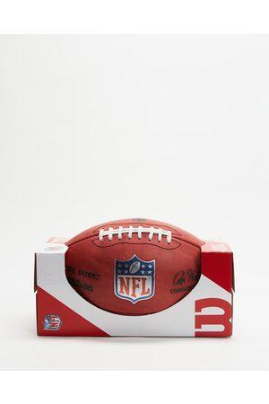 Wilson NFL Duke Gridiron Game Ball - Training Equipment NFL Duke Gridiron Game Ball