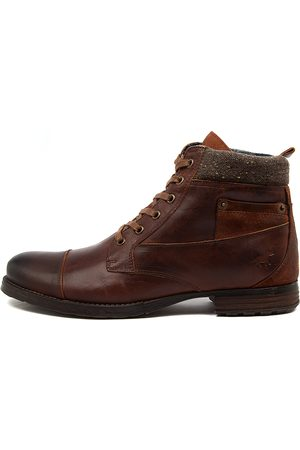 Wild Rhino Aireys Wr Rust Boots Mens Shoes Casual Ankle Boots